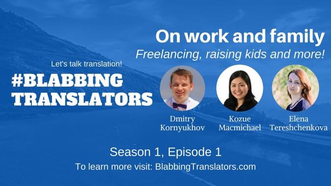 #BlabbingTranslators - YouTube Cover